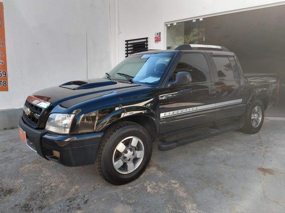 Chevrolet S10 2.4 Flex Executive Cabine Dupla
