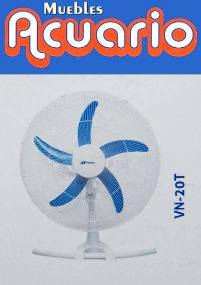 Ventilador Tuyu Turbo 20 Vn-20t Pala Plástica 100w- Envío!