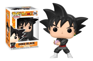 Funko Pop Animation Dragon Ball Super-goku Black 314 (24983)
