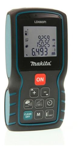 Medidor De Distancia Laser 80 Mts Makita Ld080pi Mafacha