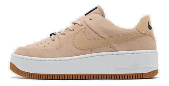 Nike Air Force 1 Sage Low - Mujer 203