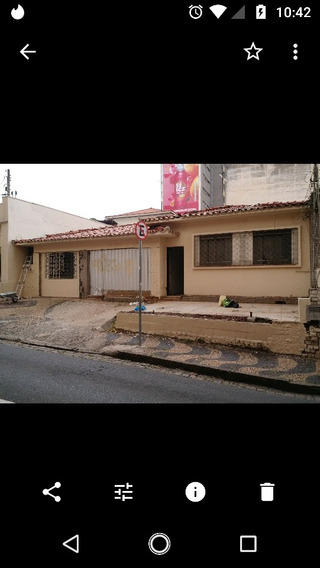 Casa Comercial - Bairro Cambui - Campinas Sp