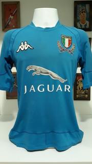 Camisa Rugby Seleção Italia Kappa