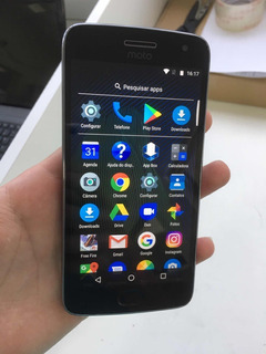 Celular Motorola - Moto G5 Plus (usado)