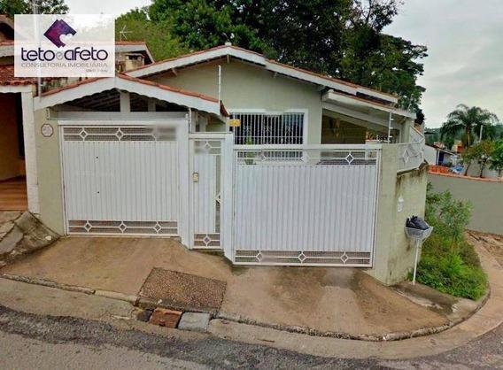 Casa Residencial À Venda, Centro, Atibaia - Ca2571. - Ca2571