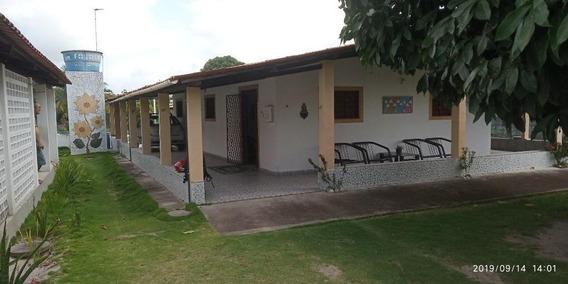 2 Casas Com 2 Dormitórios Cada À Venda, 400 M² Por R$ 550.000 - Praia Do Amor - Conde/pb - Ca0571