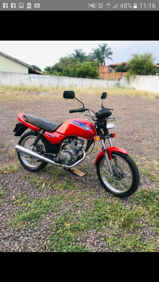 Honda Honda Cg 125