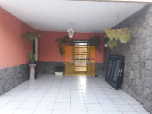 Casa Com 4 Dormitórios À Venda, 278 M² Por R$ 800.000,00 - Jardim Santa Maria - Jacareí/sp - Ca1679