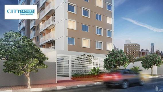 Apartamento Com 1 Dormitório À Venda, 26 M² Por R$ 149.400 - Vila Ré - São Paulo/sp - Ap0147