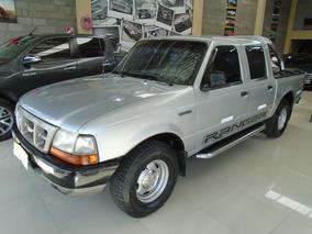 Ford Ranger 2.5 Xl I Dc 4x2 Plus 2000 Color Gris Plata Nueva