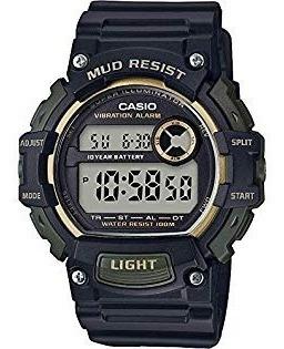Casio Trt-110h-1a2vcf Reloj Digital Para Caballero Con Corre