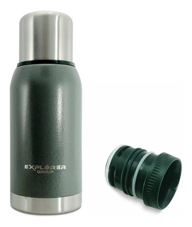 Termo Explorer 750 Ml Acero Inoxidable Frio/calor 24 Hs