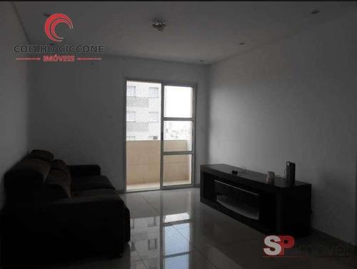 Imagem 1 de 15 de Apartamento A Venda No Bairro Osvaldo Cruz - V-4840