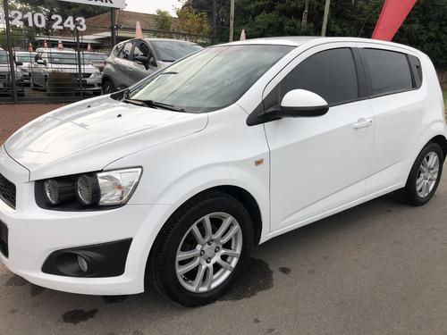Chevrolet Sonic Lt 5 Puertas 1.6