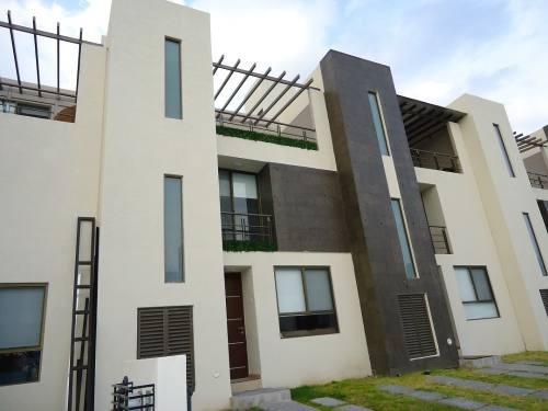 Renta Casa Amueblada 3 Recamaras Privada Alberca Del Parque