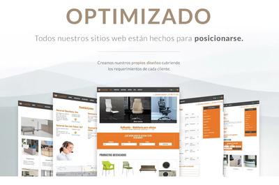 Sitio Web / Página Web Para Posicionamiento En Busadores Seo