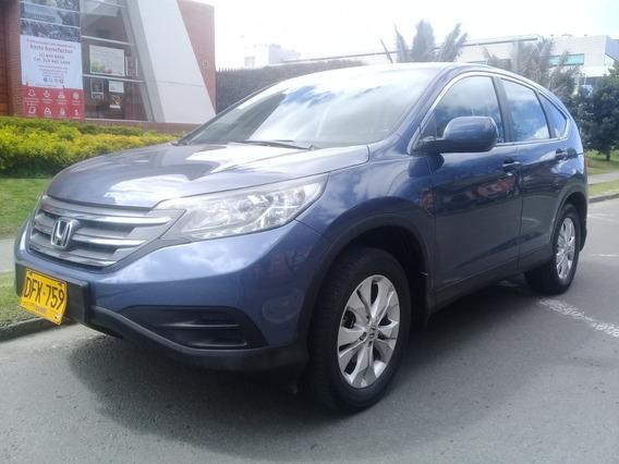 Honda Crv Lxc Automatica