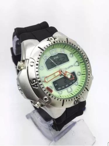Vendo Relógio Masculino Novo Atlantis Aqualand Jp