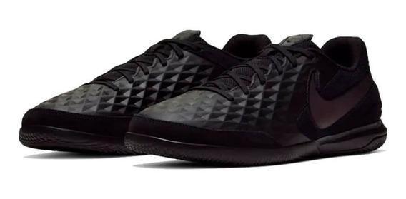 Tênis Nike Tiempo Futsal Legend Academy 8 Ic Black