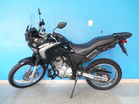 Tenere 250 Preta 2011 Moto Muito Nova Impecavel!!!!