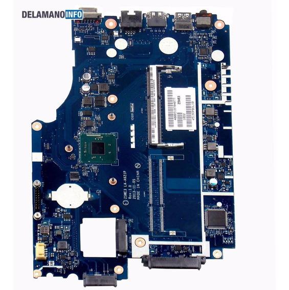 Placa Mãe Notebook Acer E1-510 571 572 Z5we3 La-621p Celeron