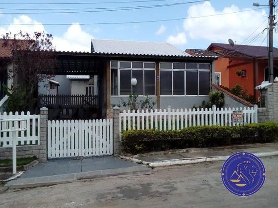Casa Com 4 Quartos Em Praia Linda - São Pedro Da Aldeia - Rj - Ca00412 - 34448340