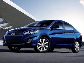 Hyundai Accent Sedán Sdn 1.4 6m/t Gl 2ab