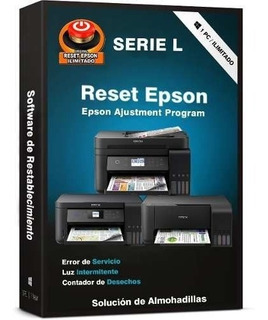 Reset Epson L3160- L3150 L395 L495 L575 L380 L5190 L396