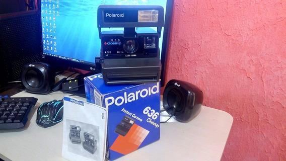 Câmera Polaroid Instant 636 - Original