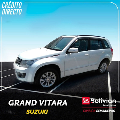 Grand Vitara 2017 Version Equipada 4x4