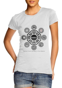 Camiseta Lost Iniciativa Dharma Got Breaking Bad - 2054