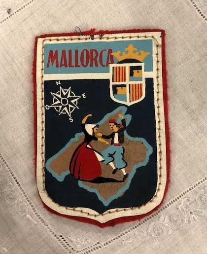 Antiguo Escudo Insignia Mallorca