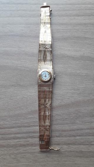 Relógio De Ouro 18 Quilates Mirvane 17 Rubis