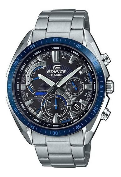 Reloj Casio Edifice Cronógrafo Estándar Efr-570db-1b