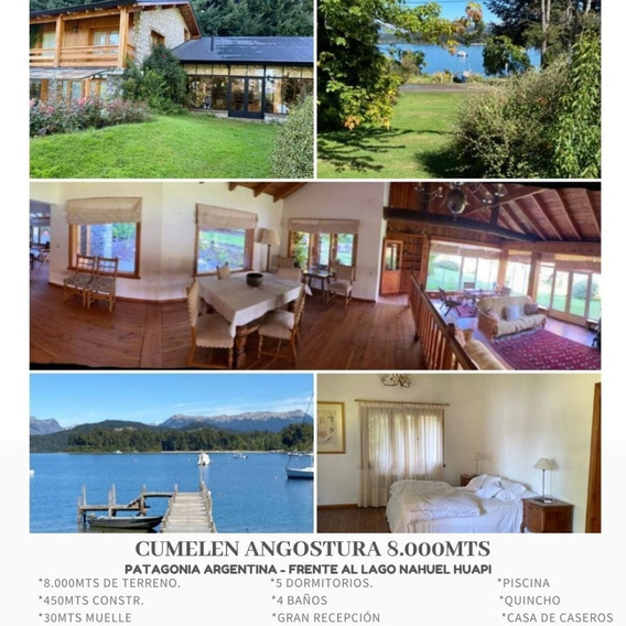 Gran Oportunidad Cumelén Villa La Angostura