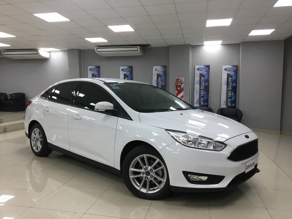 Ford Focus 1.6l S 4p2016