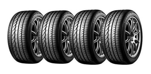 Imagen 1 de 10 de Kit X4 Neumaticos 205/55 R16 Bridgestone Turanza Er300 91v