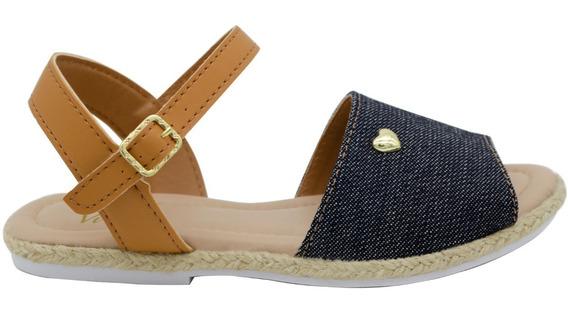 Sandalia Menina Infantil Sapato Flatform Avarca Atacado