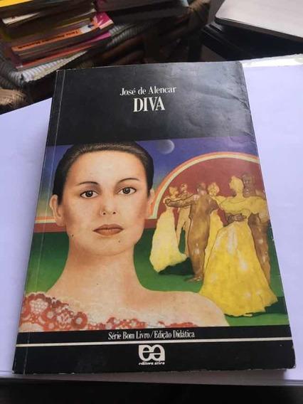 Livro Diva José De Alencar