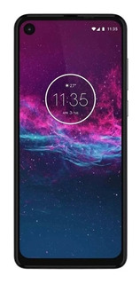Celular Motorola One Action 128gb Libre Triple Cámara Local