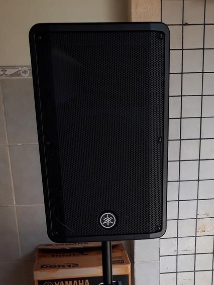 Caixa Yamaha Dbr12 Seminovos Com Nota Fiscal