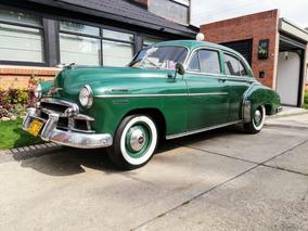 Chevy Fleetline 1950, 95 % Original
