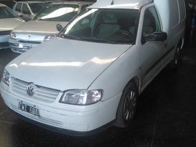 Volkswagen Caddy 1.6 Mi C/gnc Aa 2005