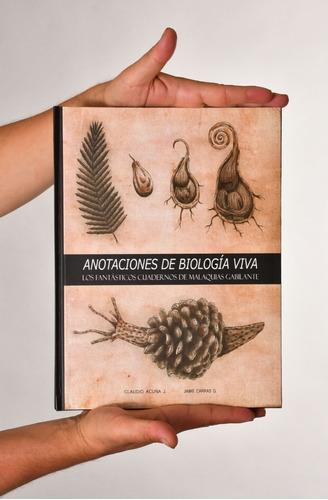 Libro  Anotaciones De Biología Viva