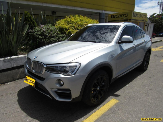 Bmw X4 Xdrive 28i At 2.0 Turbo