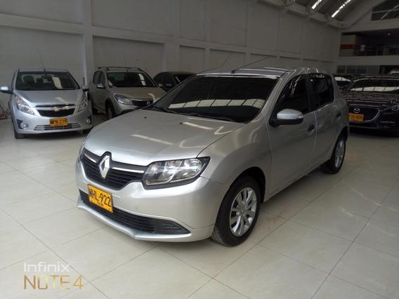 Renault Sandero Expresion 1.6 Mecani