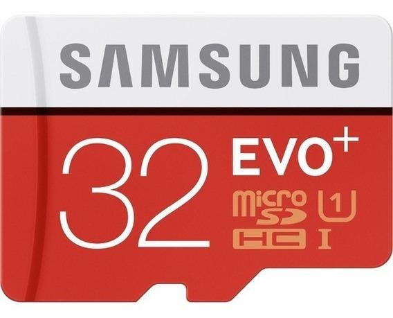 Micro Sd 32gb Celular / Gps / Tablet / Mp3 / Gopro /sjcam