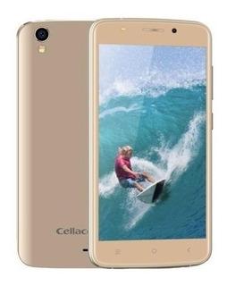 Smartphone Cellacom Gold5 2.5d Hd 13 Mpx