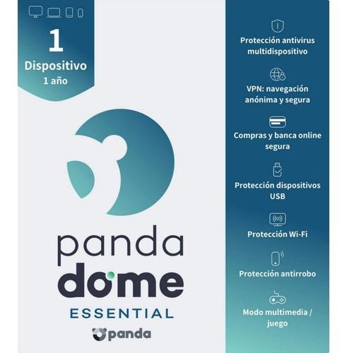 Panda Dome Essential 1 Dispositivo 1 Año