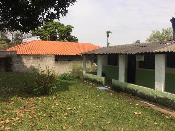 Chácara Guararema 3.000m² - Casa Simples 01 Dorms - Pomar